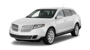 4 Pax Lincoln MKT White