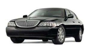 4 Pax Lincoln Town Car