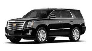 7 Pax Cadillac Escalade SUV